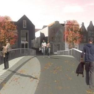 Catharinabrug - Leiden