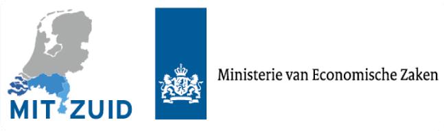 MKB Innovatiestimulering Topsectoren            Zuid-Nederland